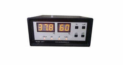 کنترل کننده دستگاه جوجه کشی مدل i977